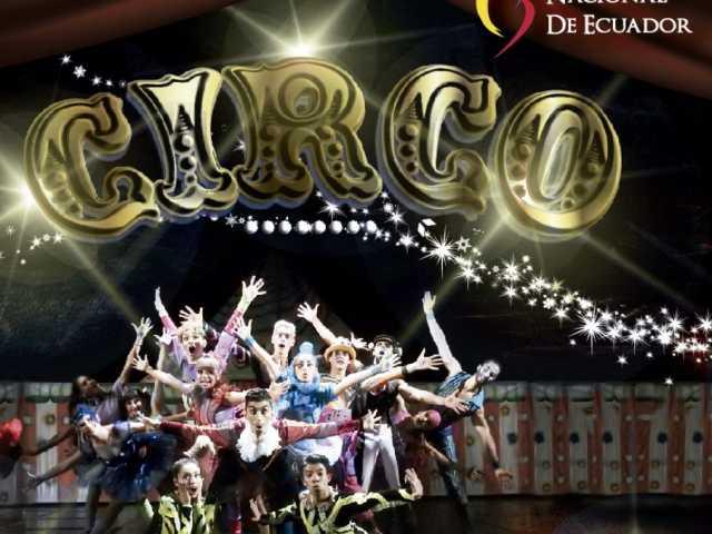 El Circo llega al Teatro Nacional