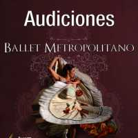 Audiciones para el elenco Ballet Metropolitano