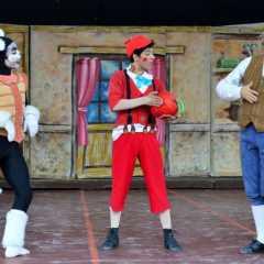 Pinocho visita Guayaquil con el Ballet Ecuatoriano de Cámara