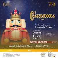 "Ballet Nacional de Ecuador presenta ""El Cascanueces"""